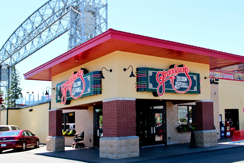 The Original Grandma S Saloon And Grill