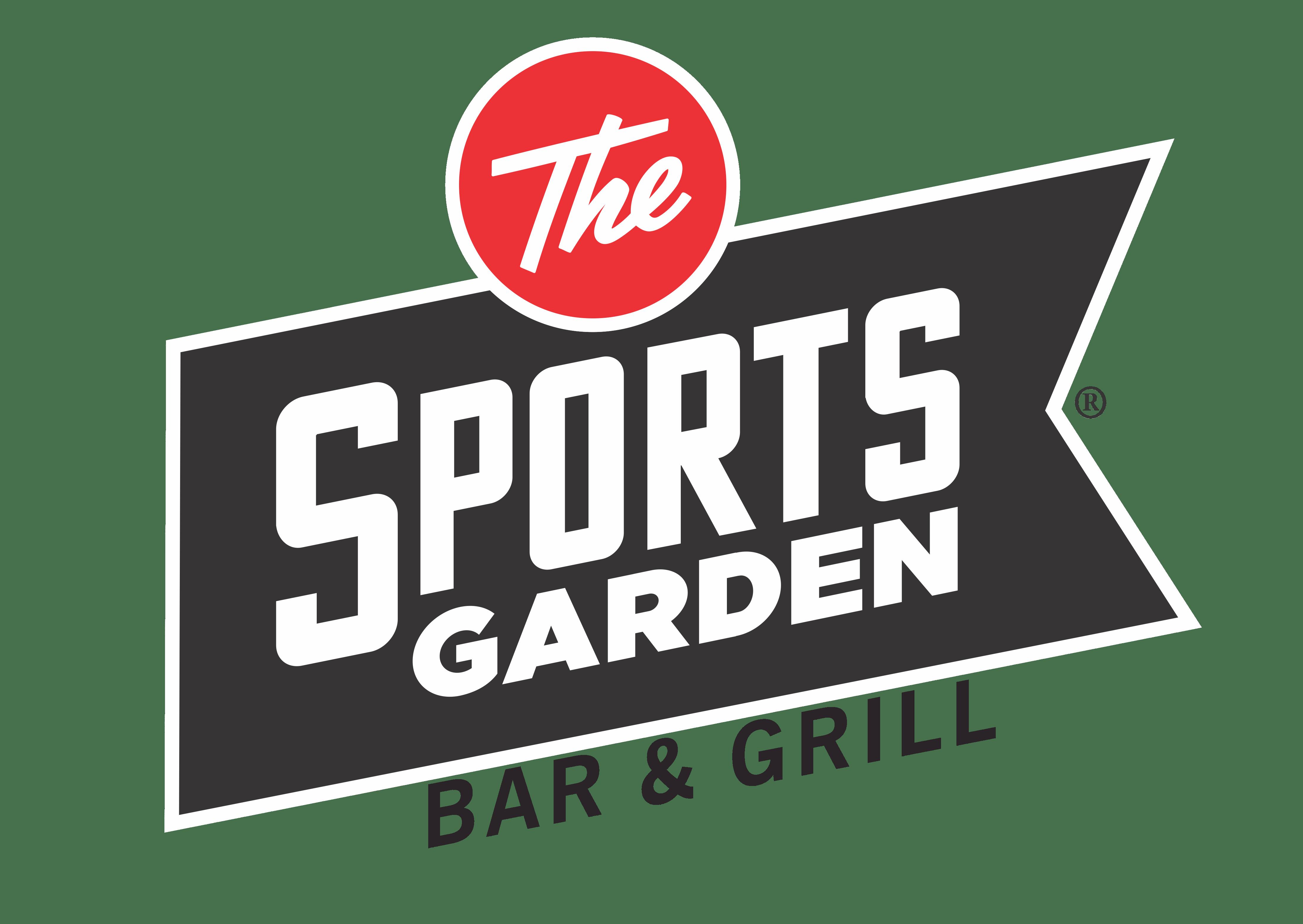 Sports Garden Logo Grandma S Saloon And Grill